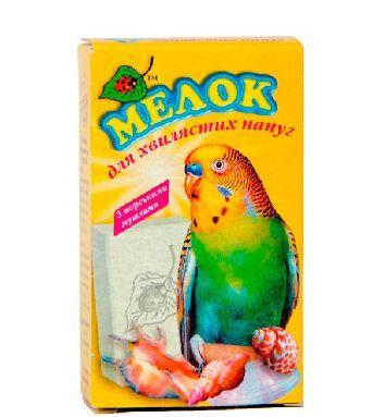 Природа мел для попугаев, 18 г