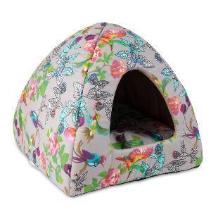 Природа Мила дом-лежак для кота, 38х38х36 см