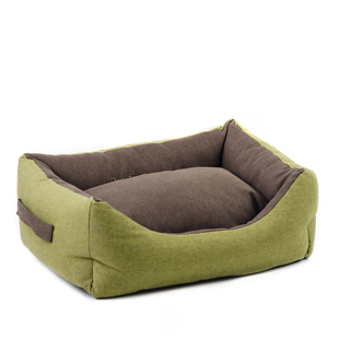 Природа Оливия №1 лежак для собак, 51х41х16 см