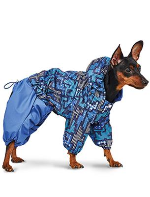 Природа Pet Fashion Фокс - дождевик, размер S
