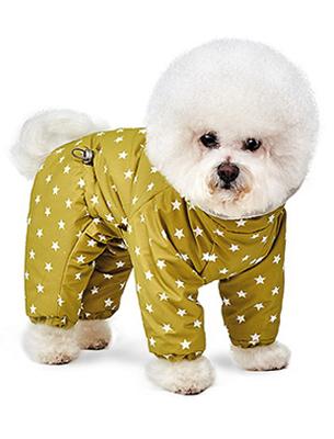 Природа Pet Fashion Холс - комбинезон, размер M