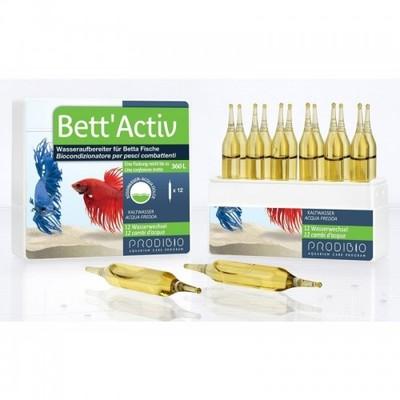 Prodibio Bett'Activ 12 ампул кондиционер для аквариума с бойцовскими рыбками
