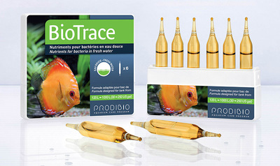 Prodibio BioTrace 30 ампул витамины и микроэлементы для аквариума