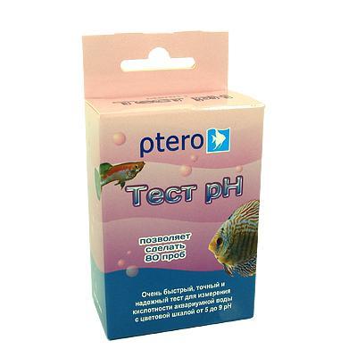 Ptero Тест pH 5.0-9.0 кислотность