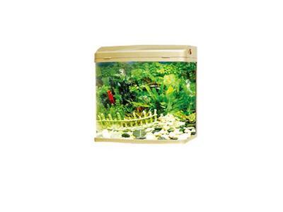 Аквариум Minjiang R3 580 золотистый