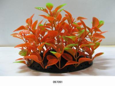 Искусственное растение для аквариума Lang №097091