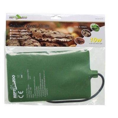 Repti-Zoo Deluxe Mats 10 Вт 15x25 см водонепроницаемый нагревательный коврик для террариумов