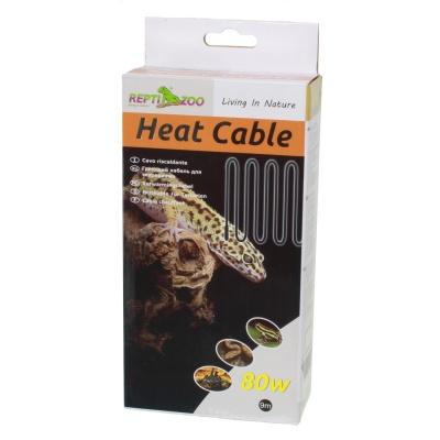 Repti-Zoo Heat Cable 80 Вт, 9 м нагревательный кабель для террариумов