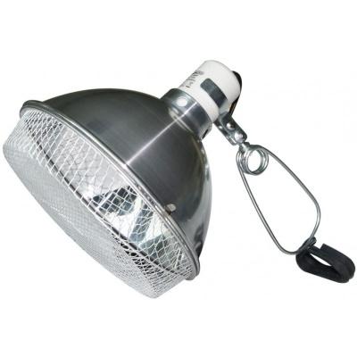 Repti-Zoo RL02L 200 Вт светильник рефлекторный с защитной сеткой