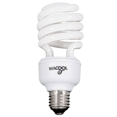 WaCool Tropical Lamp 5.0 UVB 26 Вт ультрафиолетовая лампа для тропических животных + UV card