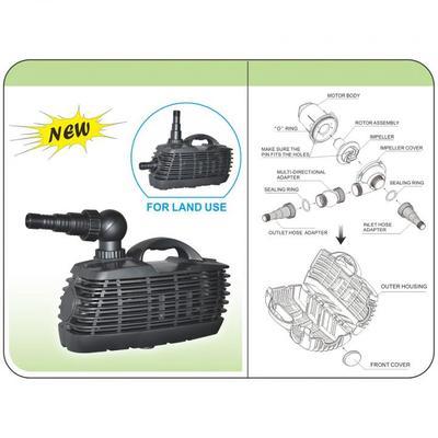 Resun EP-8000 - прудовая помпа