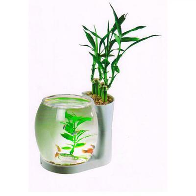 Resun Nature World NW-03 - аквариум на 3 литра, белый