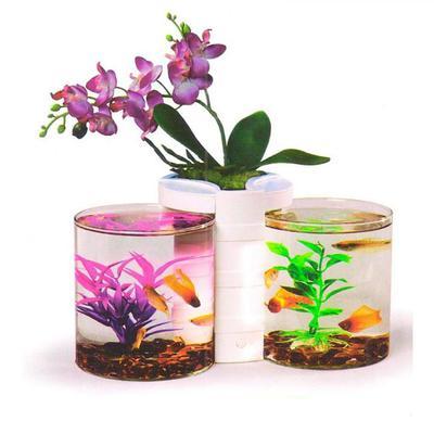 Resun Nature World NW-04 - два аквариума по 2 литра