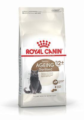 Royal Canin Sterilised Ageing 12+ - корм для стерилизованых котов старше 12 лет, 0,4 кг