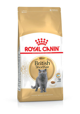 Royal Canin British Shorthair - корм для котов породы британская короткошерстная, 1 кг (развес)
