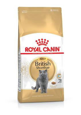 Royal Canin British Shorthair - корм для котов породы британская короткошерстная, 2 кг