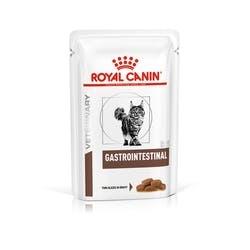 Royal Canin Gastro Intestinal Pouche диета для кошек при нарушениях пищеварения, 85 г