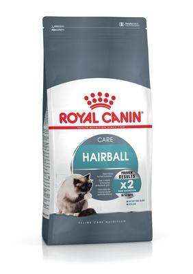 Royal Canin Hairball Care - корм для котов, выведение шерсти, 2 кг