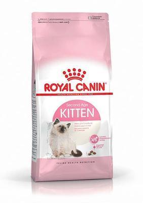 Royal Canin Kitten - корм для котят в возрасте до 12 месяцев, 0,4 кг