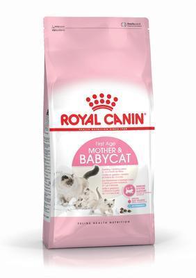 Royal Canin Mother and Babycat - корм для котят до 4 мес, беременных и кормящих кошек, 0.4 кг