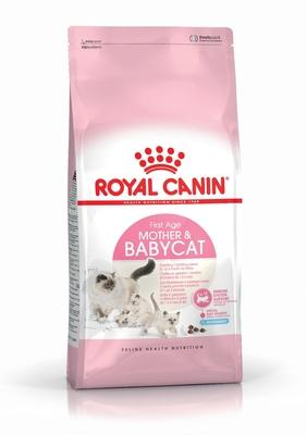Royal Canin Mother and Babycat - корм для котят до 4 мес, беременных и кормящих кошек, 2 кг