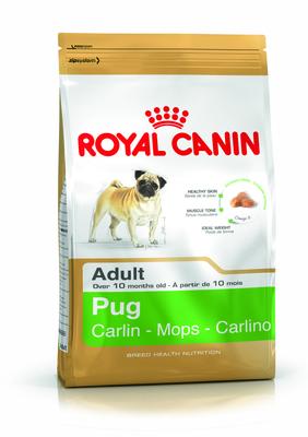 Royal Canin Pug - корм для собак породы Мопс старше 10 месяцев, 100 г (развес)
