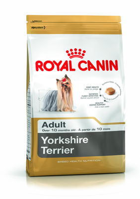 Royal Canin Yorkshire - корм для собак породы Йоркширский терьер 0.5 кг