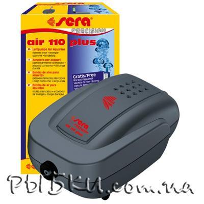 Sera air 110 plus - компрессор для аквариумов до 100 л, 08812