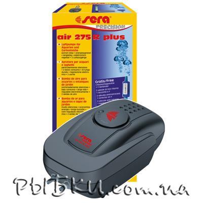 Sera air 275R plus - компрессор для аквариумов до 280 л, 08814