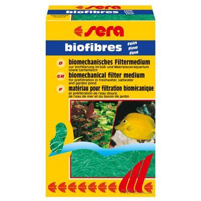 Sera Biofibres fine 40 г - для фильтра грубой очистки, мелкая фракция, 08450