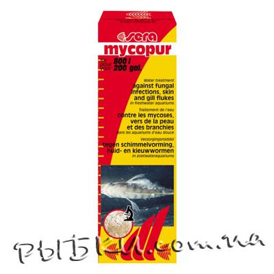 Sera mycopur 100 мл на 1600 л - противогрибковое, 02240