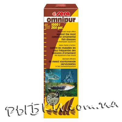 Sera omnipur 50 мл на 800 л - препарат широкого спектра, 02170