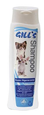 Шампунь для собак Gills Регенерирующий 200 мл