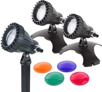 SunSun CLD-302 LED - светильник для пруда 3х1.2 Вт