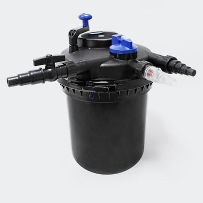 SunSun CPF-10 000 — напорный фильтр для пруда до 12 000 литров