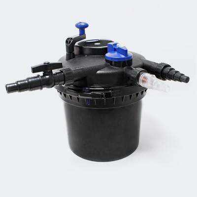 SunSun CPF-5 000 — напорный фильтр для пруда до 8 000 литров