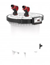 SunSun HW-5000 - внешний фильтр со стерилизатором для аквариумов объемом до 1500 л
