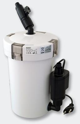 SunSun HW-602B - внешний фильтр для аквариумов объемом до 60 л