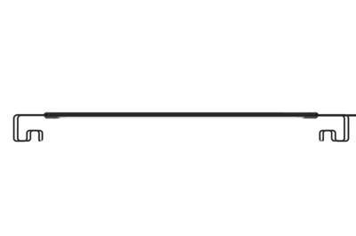 Светодиодный светильник Collar Aqualighter Slim 60 см