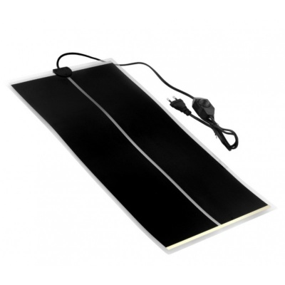 Terrario Premium Repti Pad 35 Вт 62x28 см, нагревательный коврик с регулировкой для террариумов