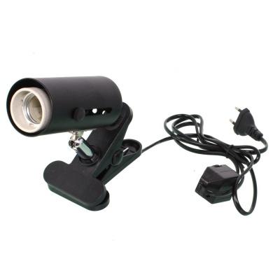 Terrario ReptiSun светильник с зажимной ручкой и регулятором