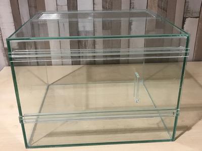 Террариум Aqvida 30х28х23, 4мм, 19 л