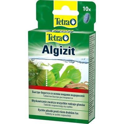 Средство для борьбы с водорослями в аквариуме Tetra Algizit 10 таб