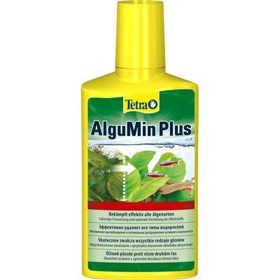 Препарат от ксенококуса и других водорослей в аквариуме Tetra AlguMin 250 мл