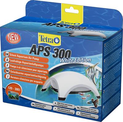 Tetra APS-300, компрессор для аквариума до 300 л, белый