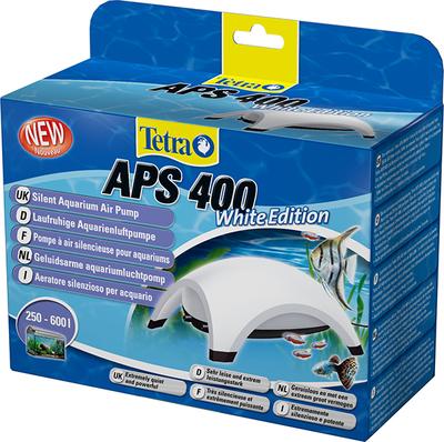 Tetra APS-400, компрессор для аквариума до 600 л, белый