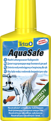 Tetra AquaSafe 100 мл на 200 л - подготовка воды, 762732
