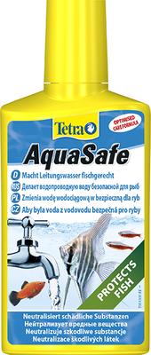 Tetra AquaSafe 250 мл на 500 л средство для подготовка воды