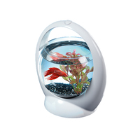 Tetra Betta Ring - аквариум для петушка, 1,8 л, 245624