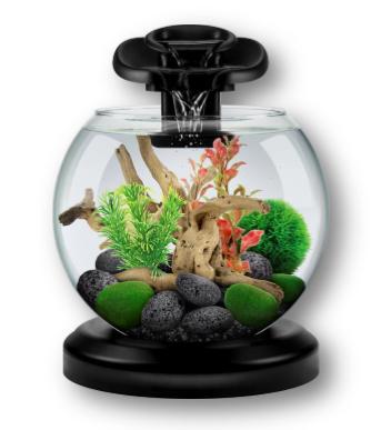 Tetra Duo Waterfall Globe - аквариум для петушка 6,8 л, 279827